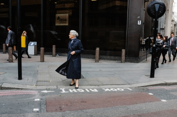 Bishopsgate, London 2016