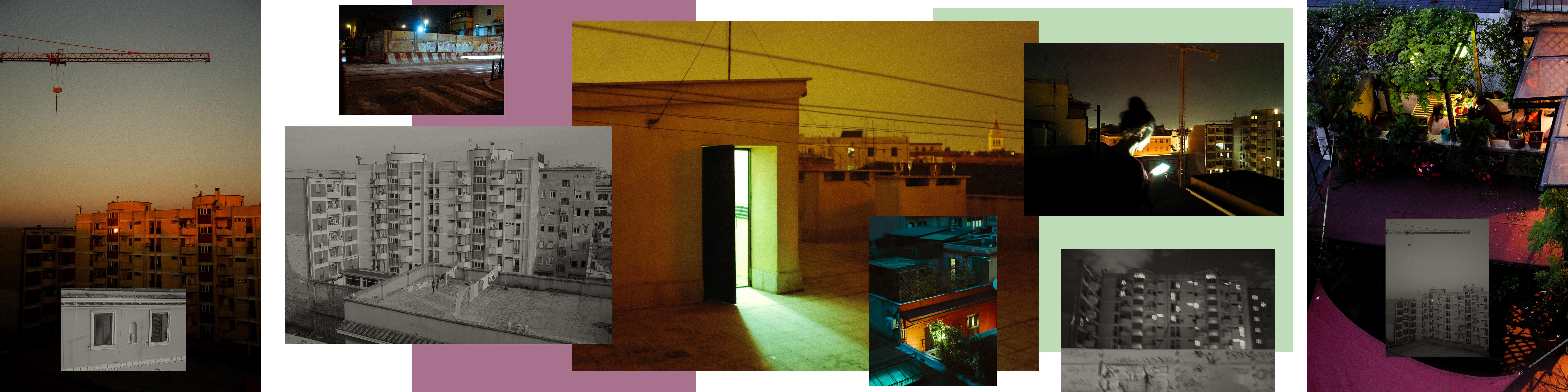 ROMA CORONAVIRUS 2020-PICS